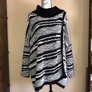 Calvin Klein | Eyelash Cardigan Sweater